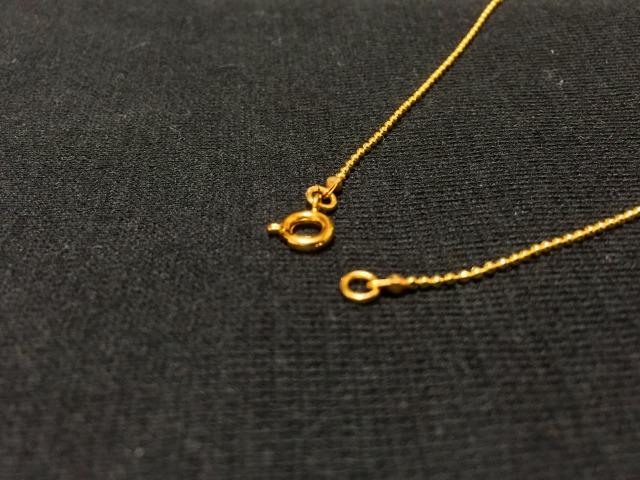 コットンパール7粒ネックレス