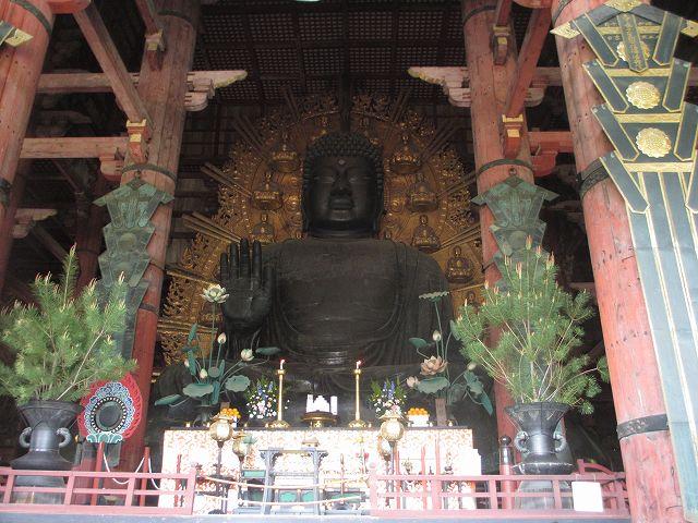 東大寺奈良の大仏