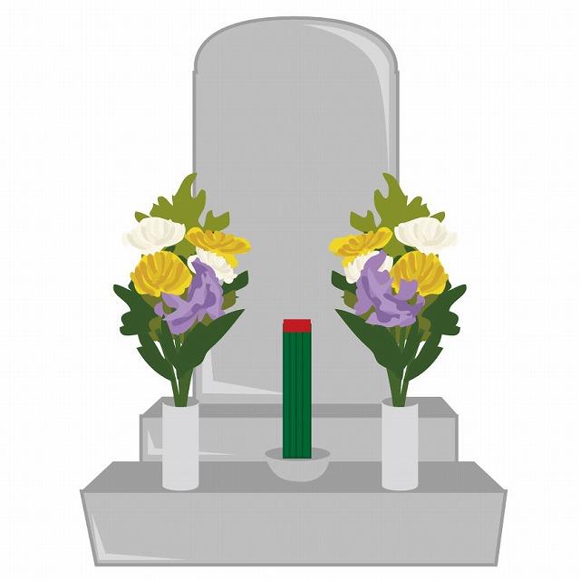 お墓参りの花の種類