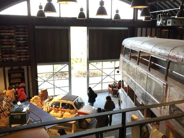 ラコリーナ近江八幡のフードガレージ