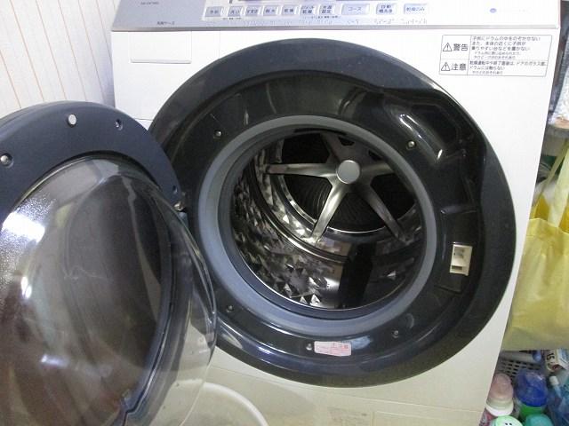 乾燥機の静電気防止に