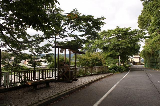 奈良の吉野川湧水