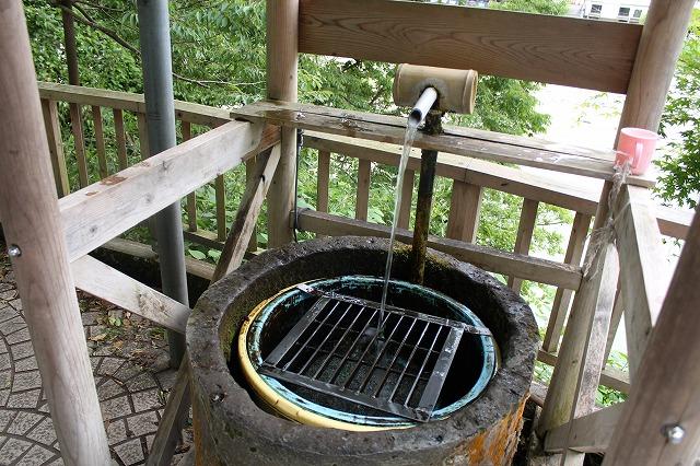 吉野川湧水