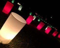 燈花会の混雑