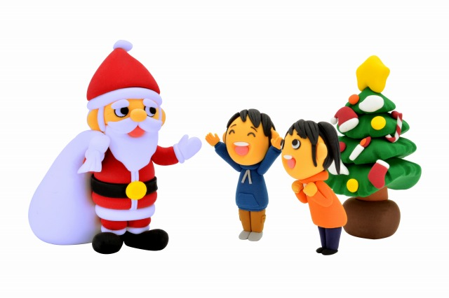 クリスマスプレゼント子供へのサプライズな渡し方